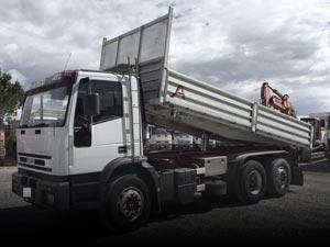 Camion ribaltabili usati in vendita
