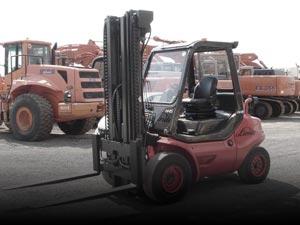 Carrelli elevatori diesel usati