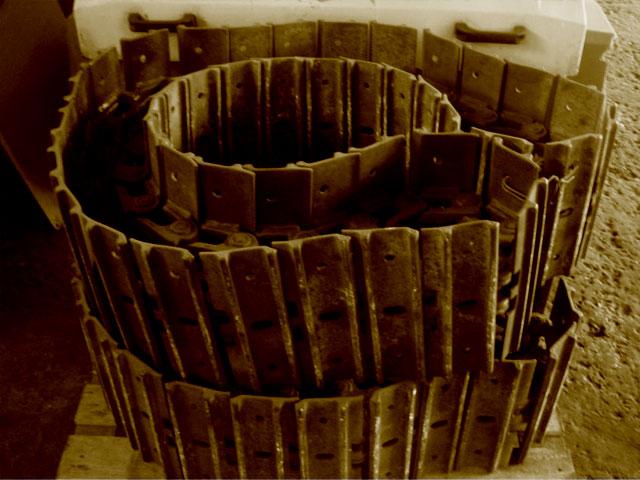 Cingoli in Ferro usati in vendita