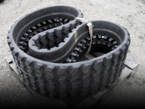 Cingoli e parti carro usati