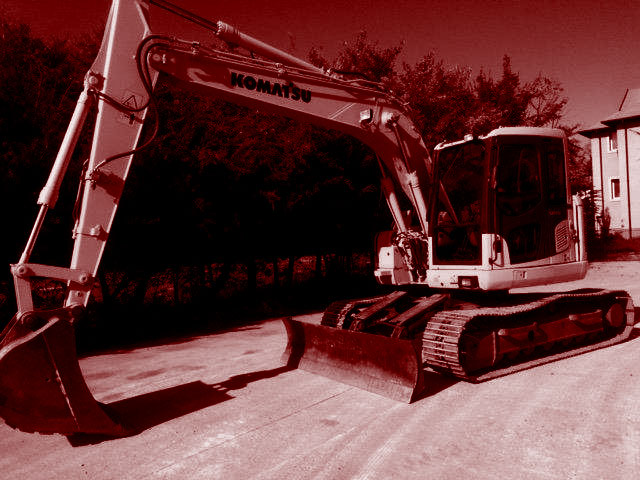 Escavatori Cingolati 150 q.li usati in vendita
