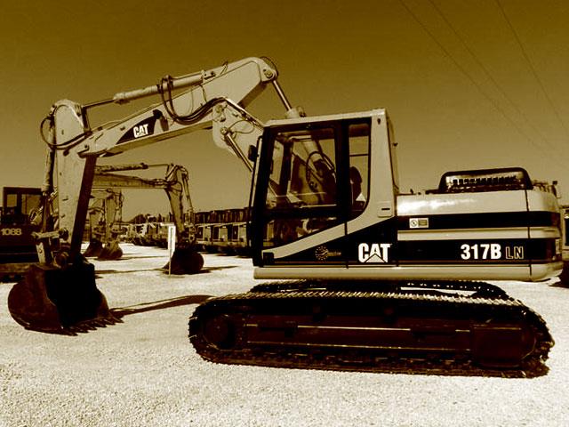Escavatori Cingolati 175 q.li usati in vendita