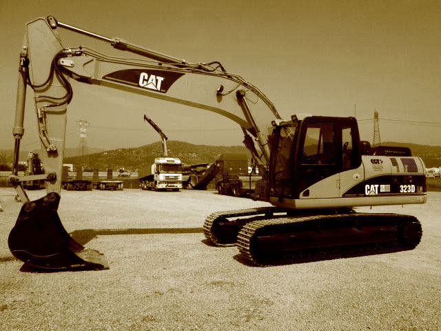 Escavatori Cingolati 250 Q.li usati in vendita