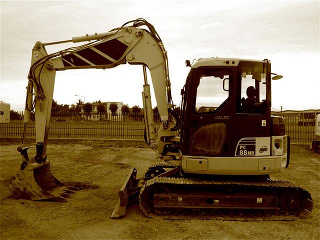 Escavatori Cingolati 90 q.li usati in vendita