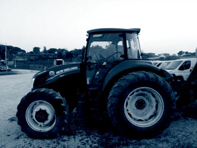 Altre Macchine New Holland usate