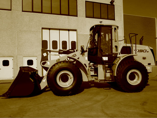 Pale e Dozer New Holland usati