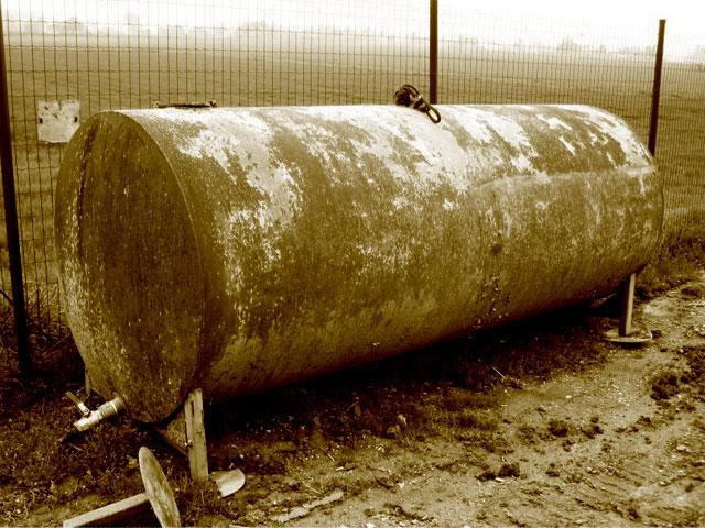 Serbatoi e Cisterne usate in vendita