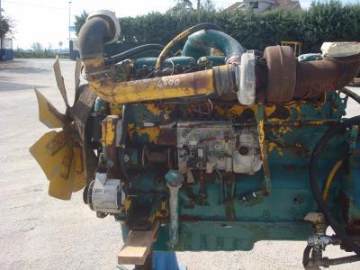 Motore a scoppio per Volvo 4600 in vendita da OLM 90 Srl