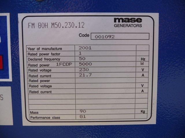 Mase FM80H Foto 4