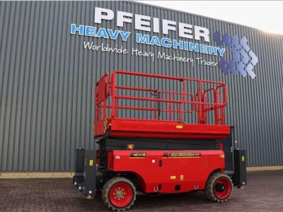 Magni DS1418RT New And Available Directly From Stock in vendita da Pfeifer Heavy Machinery