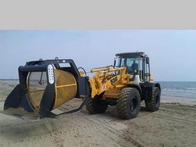BVA 150 MS Spiaggia Benna vagliatrice in vendita da Ambrosi Benne Snc