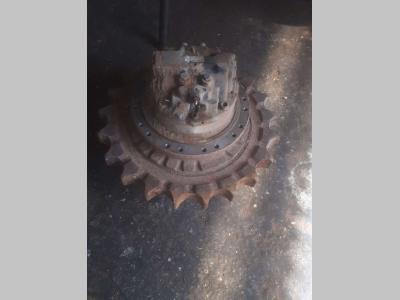 Motoriduttore per Caterpillar 317