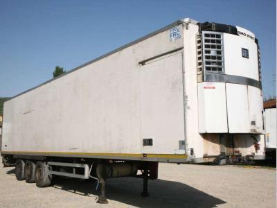 Samro Semirimorchio frigo in vendita da Bartoli Rimorchi S.p.a.