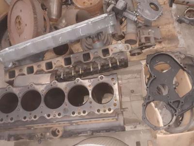 Monoblocco motore per Daewoo solar 220 in vendita da Off Meccaniche Bonanni di B.