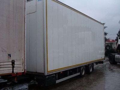 Miele Semirimorchio furgone in vendita da Ferrara Veicoli