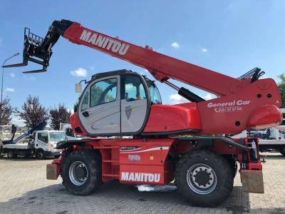 Manitou MRT 2550 Privilege Plus S2 in vendita da General Car Srl