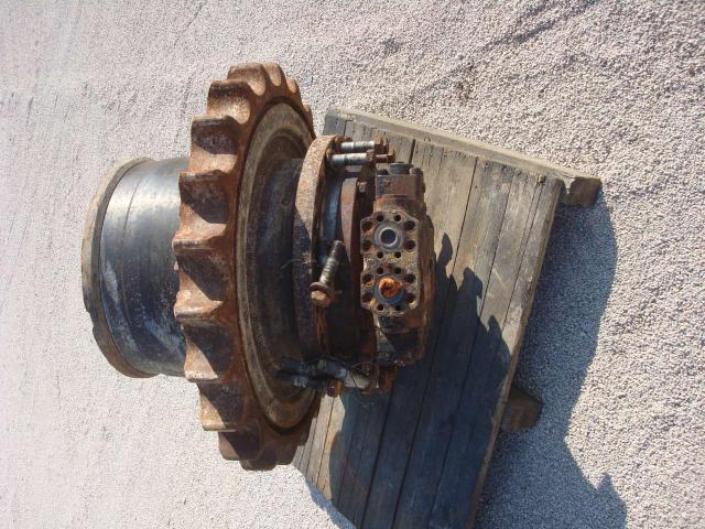 Motore idraulico di traslazione per Fiat Hitachi 450.3 Foto 1
