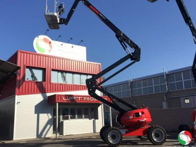Manitou 200 ATJ Diesel in vendita da Lift Progress Srl