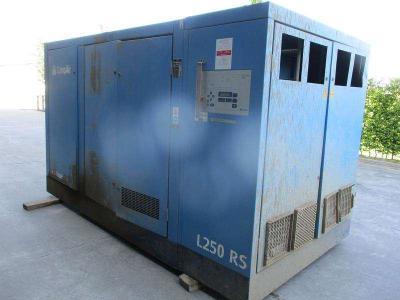 Compair L250 RS in vendita da Machinery Resale