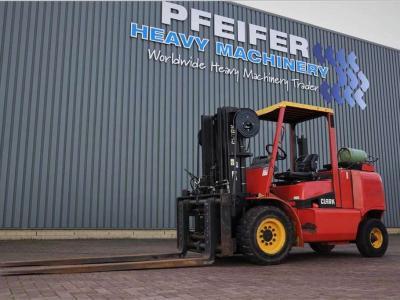 Clark CGP50H in vendita da Pfeifer Heavy Machinery