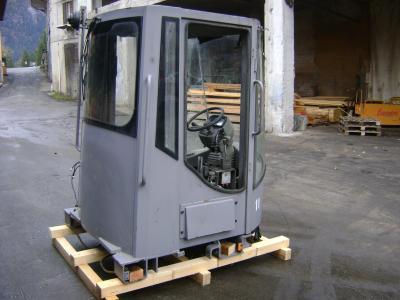 Cabina per Hitachi Serie LX in vendita da PRV Ricambi Srl
