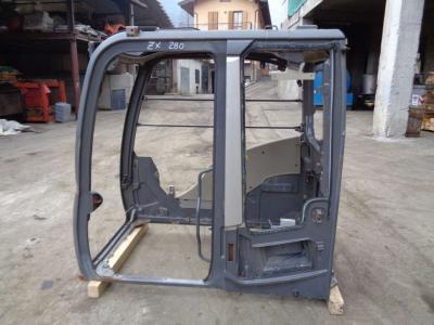 Cabina per Hitachi Zx serie 3 in vendita da PRV Ricambi Srl