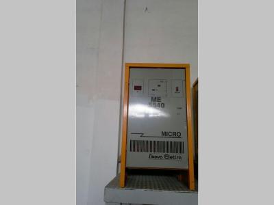 Caricabatterie in vendita da Carmi Spa Oleomeccanica
