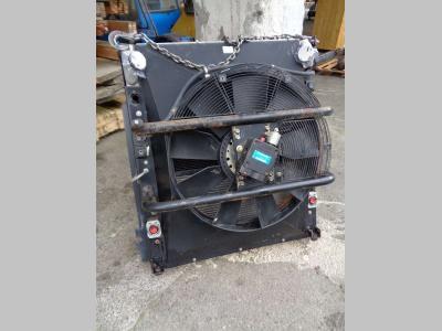 Radiatore per Liebherr 924 B in vendita da PRV Ricambi Srl