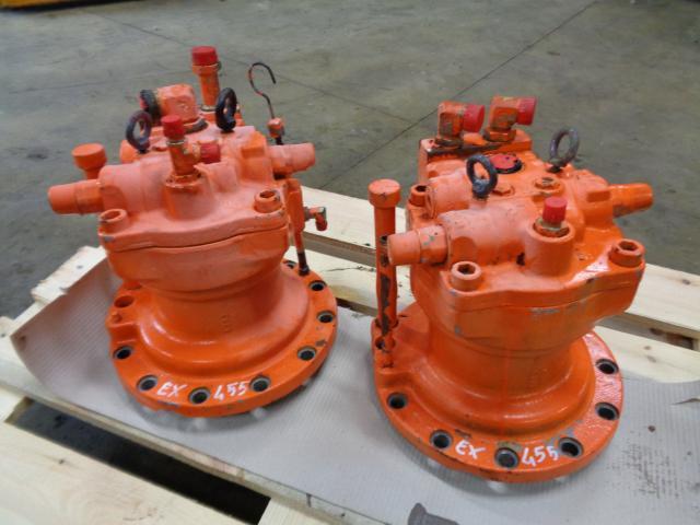 Motore di rotazione per Fiat Hitachi Ex 455