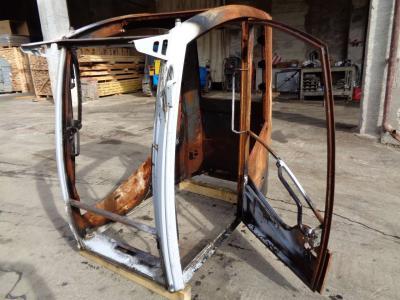 Cabina per Terex TC 225 C in vendita da PRV Ricambi Srl
