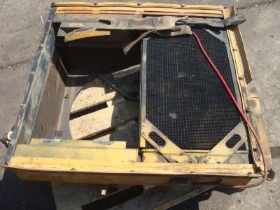 Radiatore acqua per Fiat Allis FE18