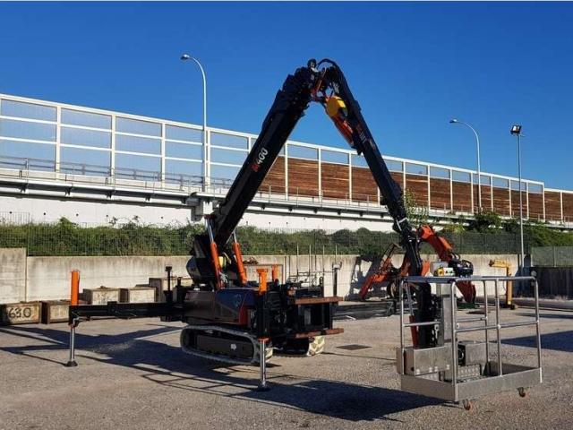 BG Lift M400 Foto 1