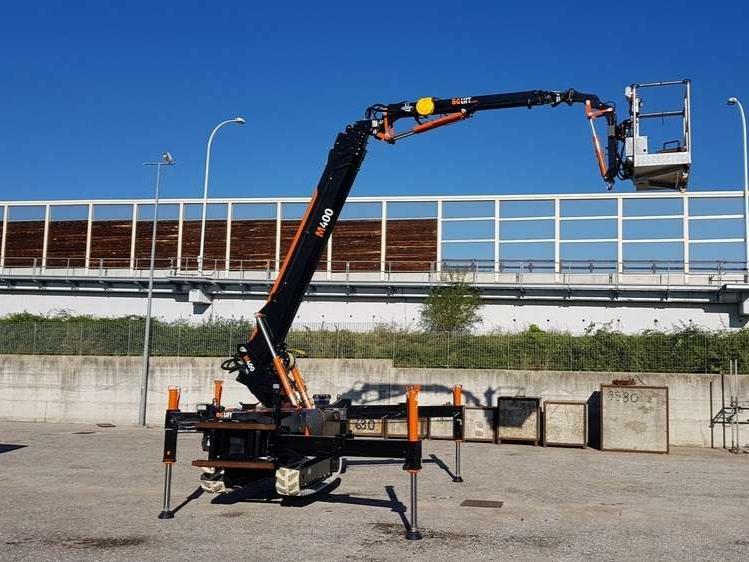 BG Lift M400 Foto 7