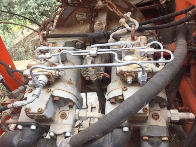 Pompa idraulica per Fiat Hitachi EX355 in vendita da Ventura Srl