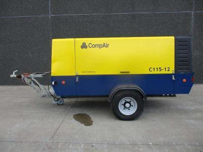 Compair C 115 - 12 - N in vendita da Machinery Resale