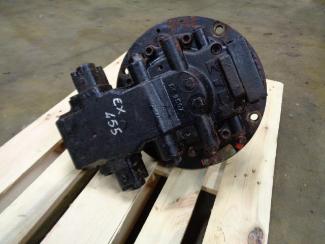 Motore di traino per Fiat Hitachi Ex 455