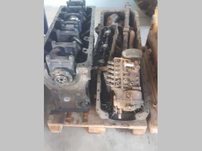 8215.22 Monoblocco motore per Fiat Allis FL 20 in vendita da Off Meccaniche Bonanni di B.