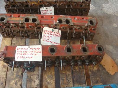 Testata motore per Fiat 8065.04 in vendita da OLM 90 Srl
