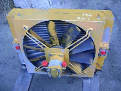 Radiatore olio per Liebherr 541 in vendita da PRV Ricambi Srl