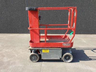 JLG 1230 ES in vendita da Machinery Resale