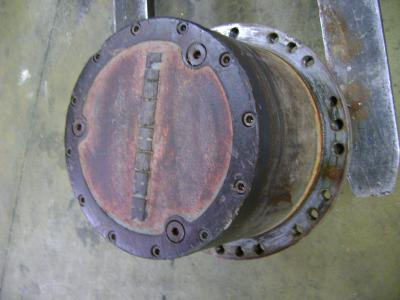 Riduttore di traino per Liebherr 904 in vendita da PRV Ricambi Srl
