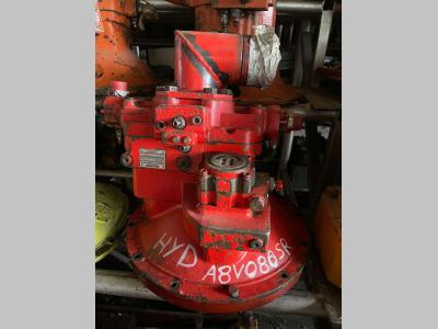 Hydromatik A8V O 80 SR1 in vendita da Mori Onofrio di Mori Maria