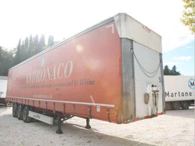 Fliegl Semirimorchio centinato / telonato in vendita da Bartoli Rimorchi S.p.a.