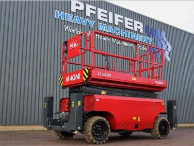 Magni ES1418RT New And Available Directly From Stock in vendita da Pfeifer Heavy Machinery