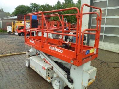 UpRight SL20 in vendita da MATECO GmbH