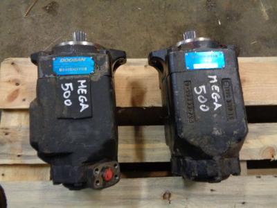 Pompa idraulica per Doosan - Daewoo Mega 500 in vendita da PRV Ricambi Srl