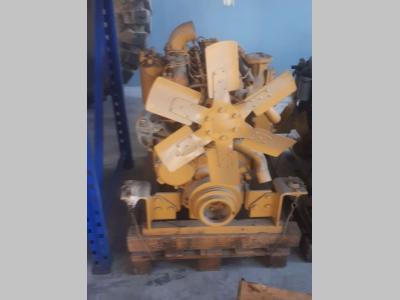 Motore a scoppio per Fiat Allis FR15 FL14E Foto 1