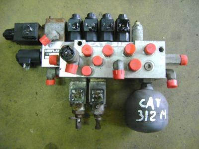 Caterpillar M 312 in vendita da PRV Ricambi Srl