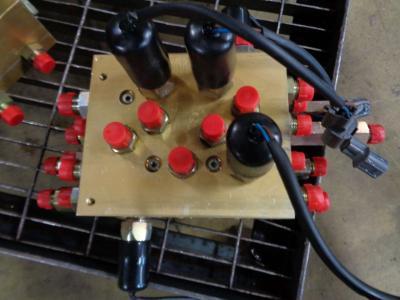 Elettrovalvola per JCB JS 200W in vendita da PRV Ricambi Srl