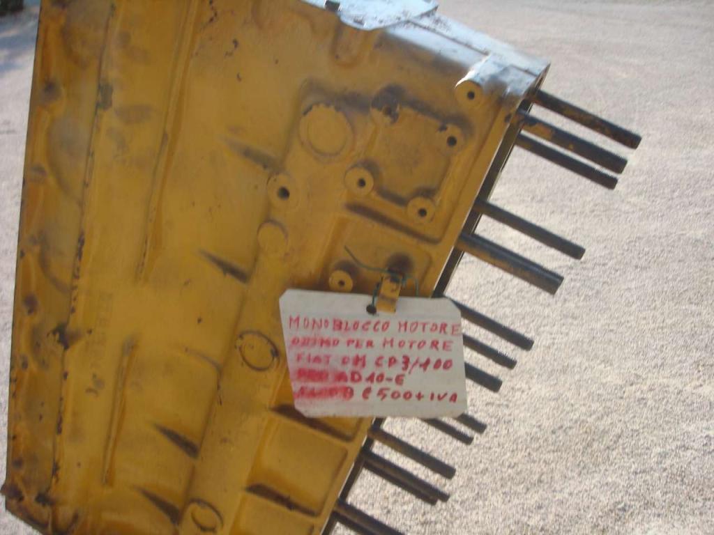 Monoblocco motore per Fiat OM CP3/100 Foto 1